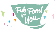Fab Food for You Logo